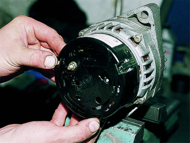 Ремонт генераторов ваз 2115 своими руками